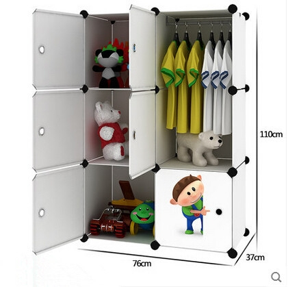 Online Get Cheap Ba Wardrobe Furniture Aliexpress Alibaba With Cheap Baby Wardrobes (View 14 of 15)