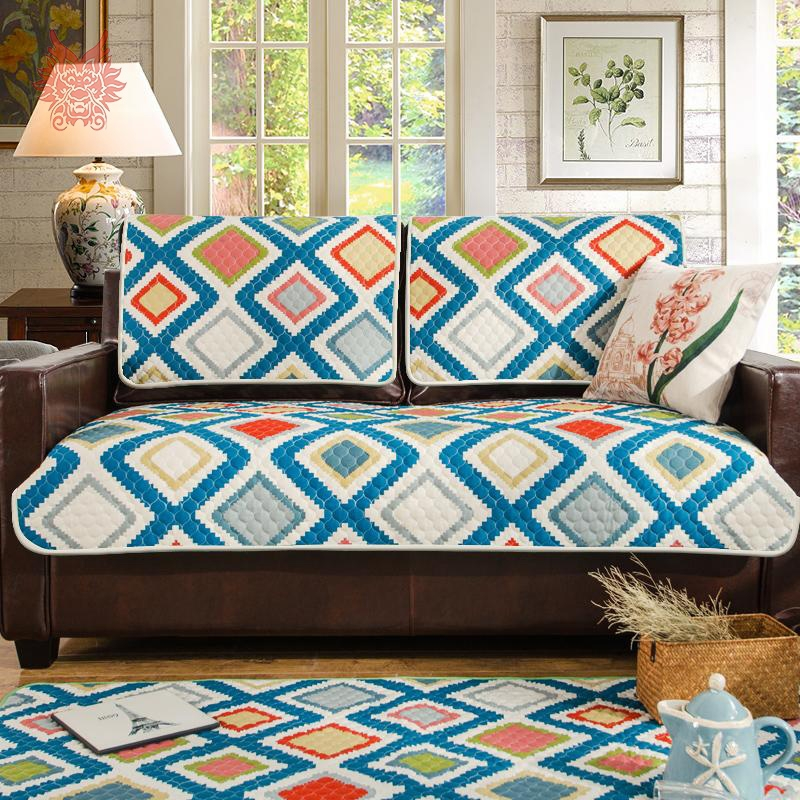 Cheap Couch Online: 15 Best Ideas Of Teal Sofa Slipcovers