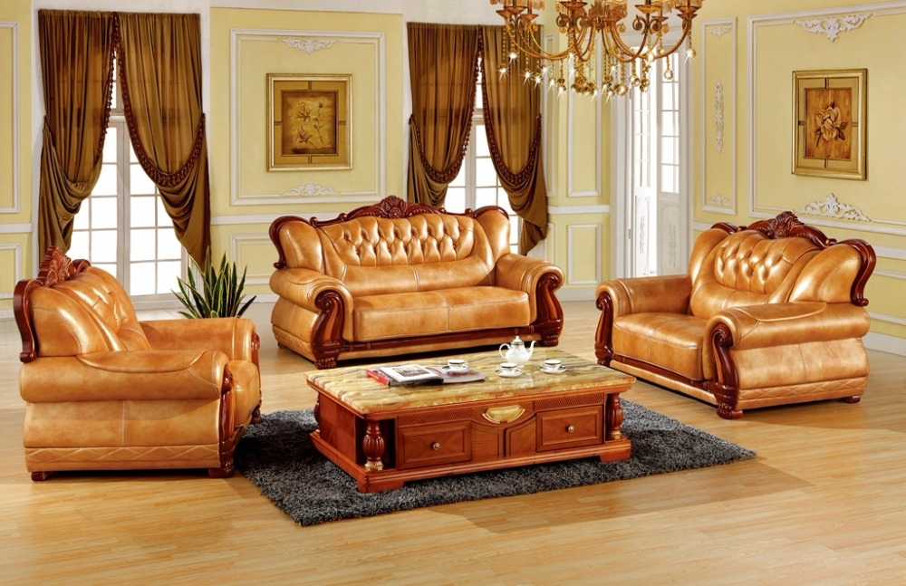 Online Get Cheap European Leather Sofa Aliexpress Alibaba Group Inside European Leather Sofas (#12 of 15)