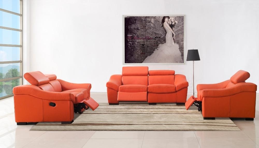 Online Get Cheap Modern Recliner Aliexpress Alibaba Group Inside Modern Reclining Leather Sofas (#13 of 15)