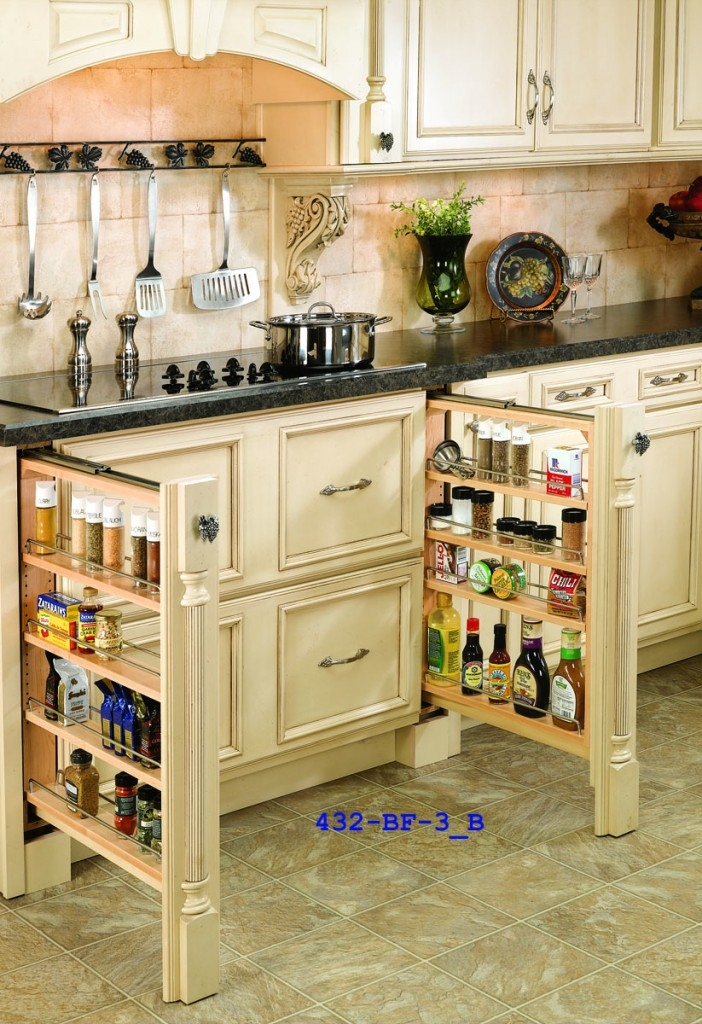 Organize Your Kitchen Stuffs And Tools In The Kitchen Cupboard Inside Cupboard Organizers (#14 of 15)