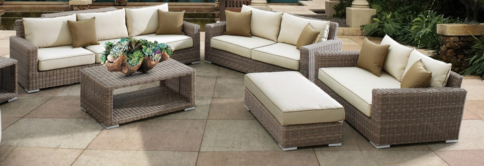Outdoor Furniture Covers Garden Furniture Upholstery Cushion In Garden Sofa Covers (#7 of 15)