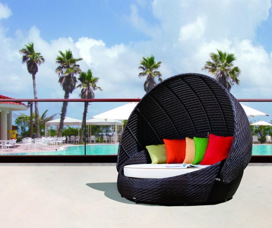 Outdoor Furniture With Canopy In Outdoor Sofas With Canopy (#12 of 15)