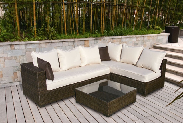 Outdoor Patio Seating Officialkod Inside Cheap Patio Sofas (#7 of 15)