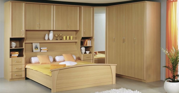Overhead Bedroom Furniture Throughout Overbed Wardrobes (View 4 of 15)