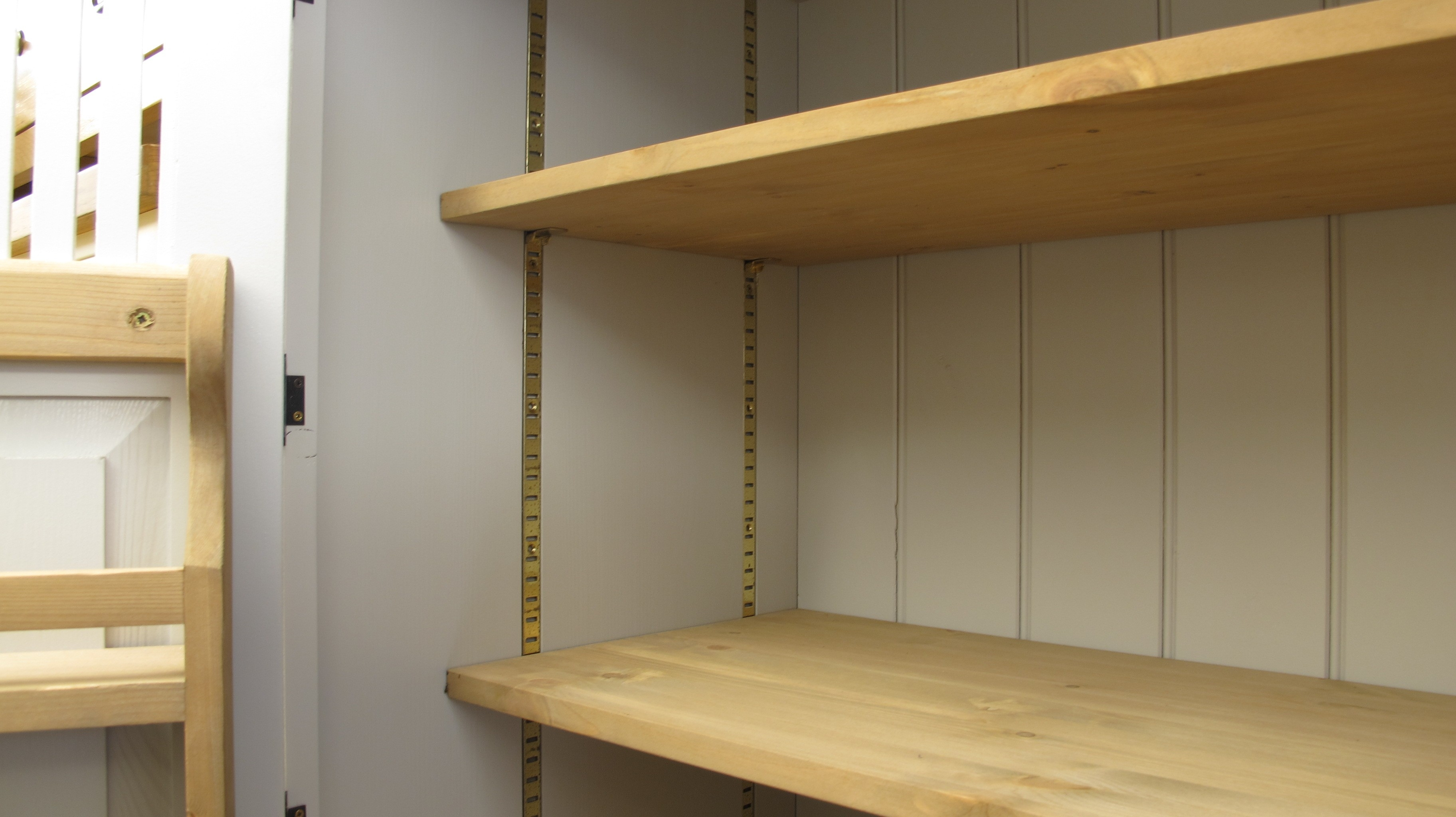 Popular Photo of Large Cupboard With Shelves