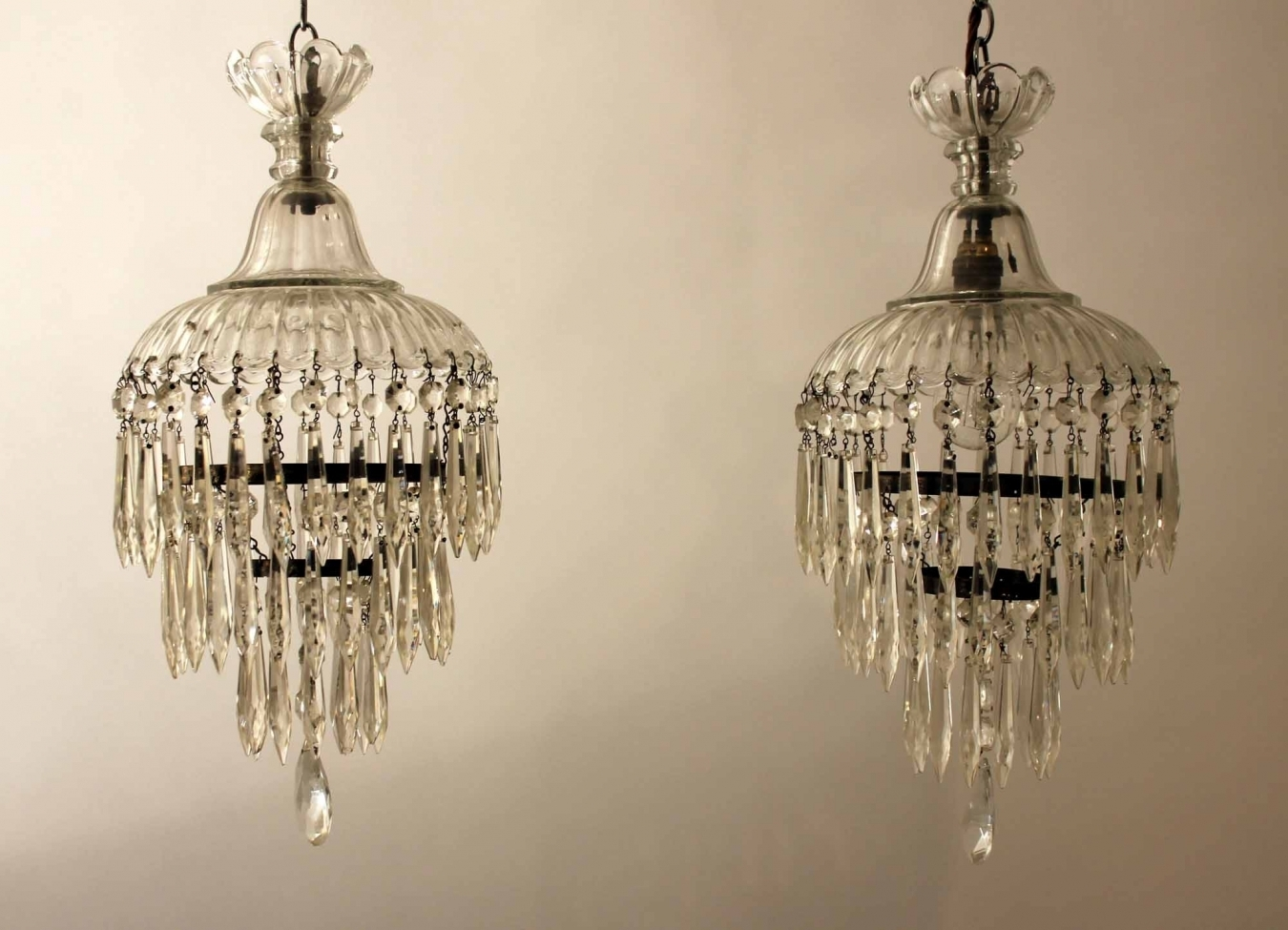 Pair Of Edwardian Chandeliers Trendfirst In Edwardian Chandeliers (View 4 of 12)
