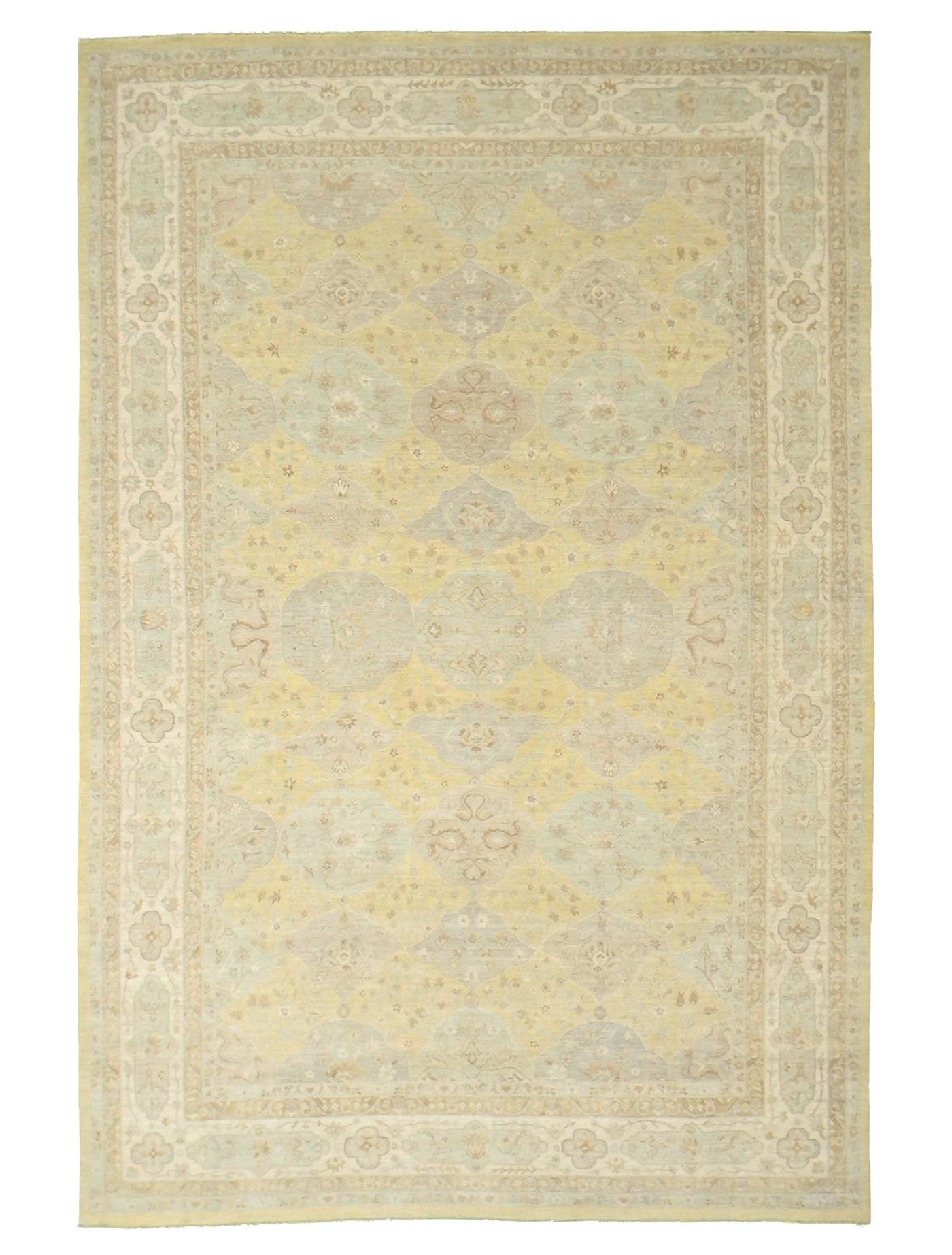 Pakistan Wool With Pure Silk Ae Rugs Inc Regarding Wool And Silk Area Rugs (#12 of 14)