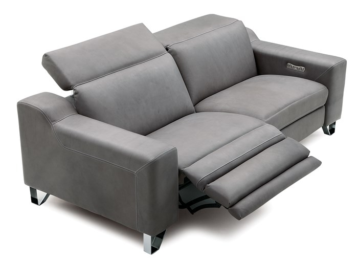 Perlora Modern Leather Furniture Pittsburghleather Sofas In Modern Reclining Leather Sofas (#14 of 15)
