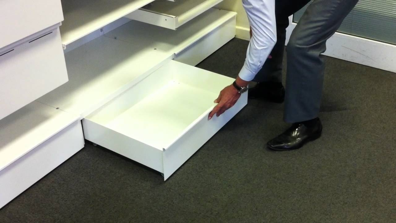 Pharmac Base Plinth Drawer Fpd Group Ltd Youtube With Regard To Plinth Drawer (#8 of 15)