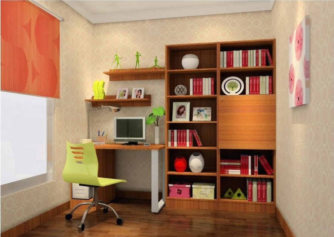 15 Ideas Of Study Room Cupboard Design