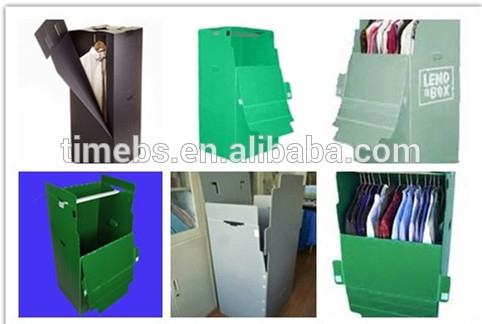 Plastic Wardrobe Boxcorrugated Wardrobe Box For Beautiful Clothes With Regard To Plastic Wardrobe Box (#10 of 14)
