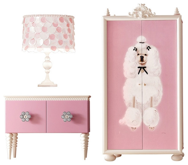 Pleasing Childrens Pink Wardrobe Best Home Decoration Ideas Inside Childrens Pink Wardrobes (#13 of 15)