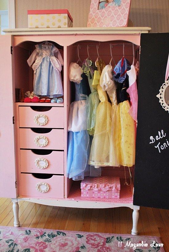 15 Photo Of Kids Dress Up Wardrobe Closet