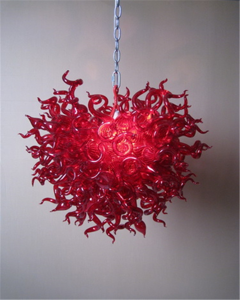 Popular Chandeliers Red Buy Cheap Chandeliers Red Lots From China For Modern Red Chandelier (#10 of 12)
