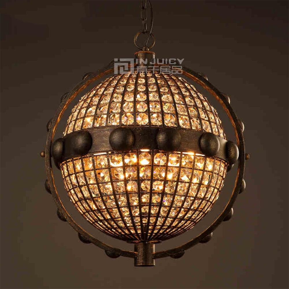 Popular Crystal Globe Chandelier Buy Cheap Crystal Globe In Crystal Globe Chandelier (#12 of 12)