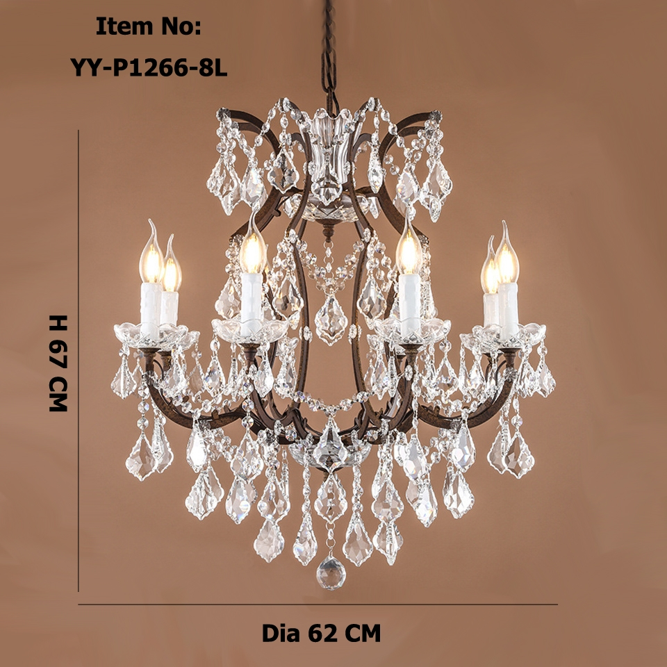 Popular French Chandeliers Buy Cheap French Chandeliers Lots From For French Chandeliers (#12 of 12)