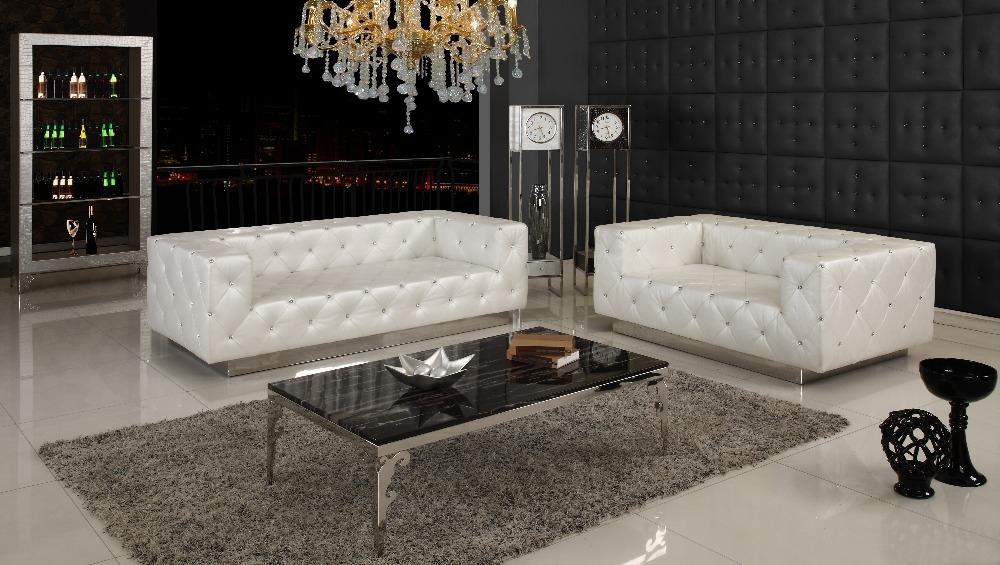 Popular Tufted Sofa Buy Cheap Tufted Sofa Lots From China Tufted Regarding Cheap  Tufted Sofas (