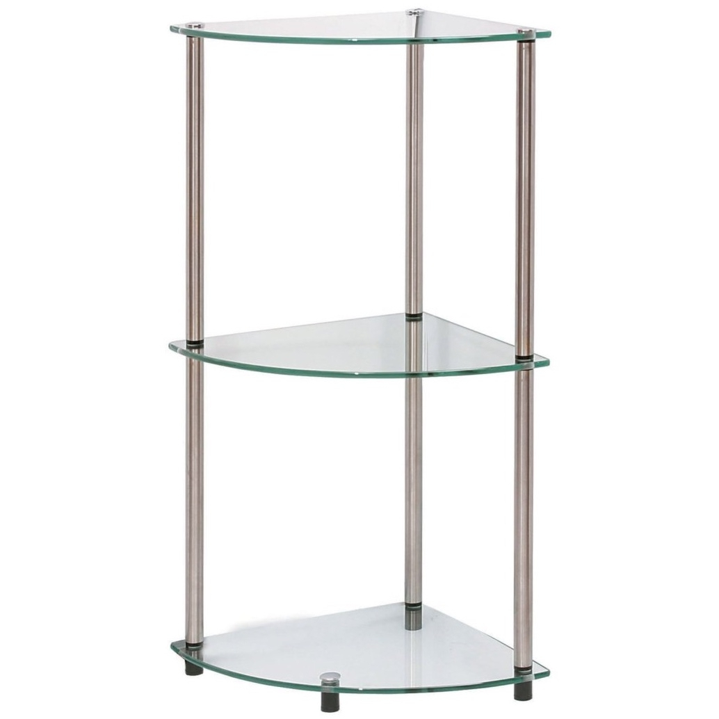 Popular Wall Glass Shelves Buy Cheap Lots From In Excellent Shelf For Suspended Glass Shelf (View 7 of 12)