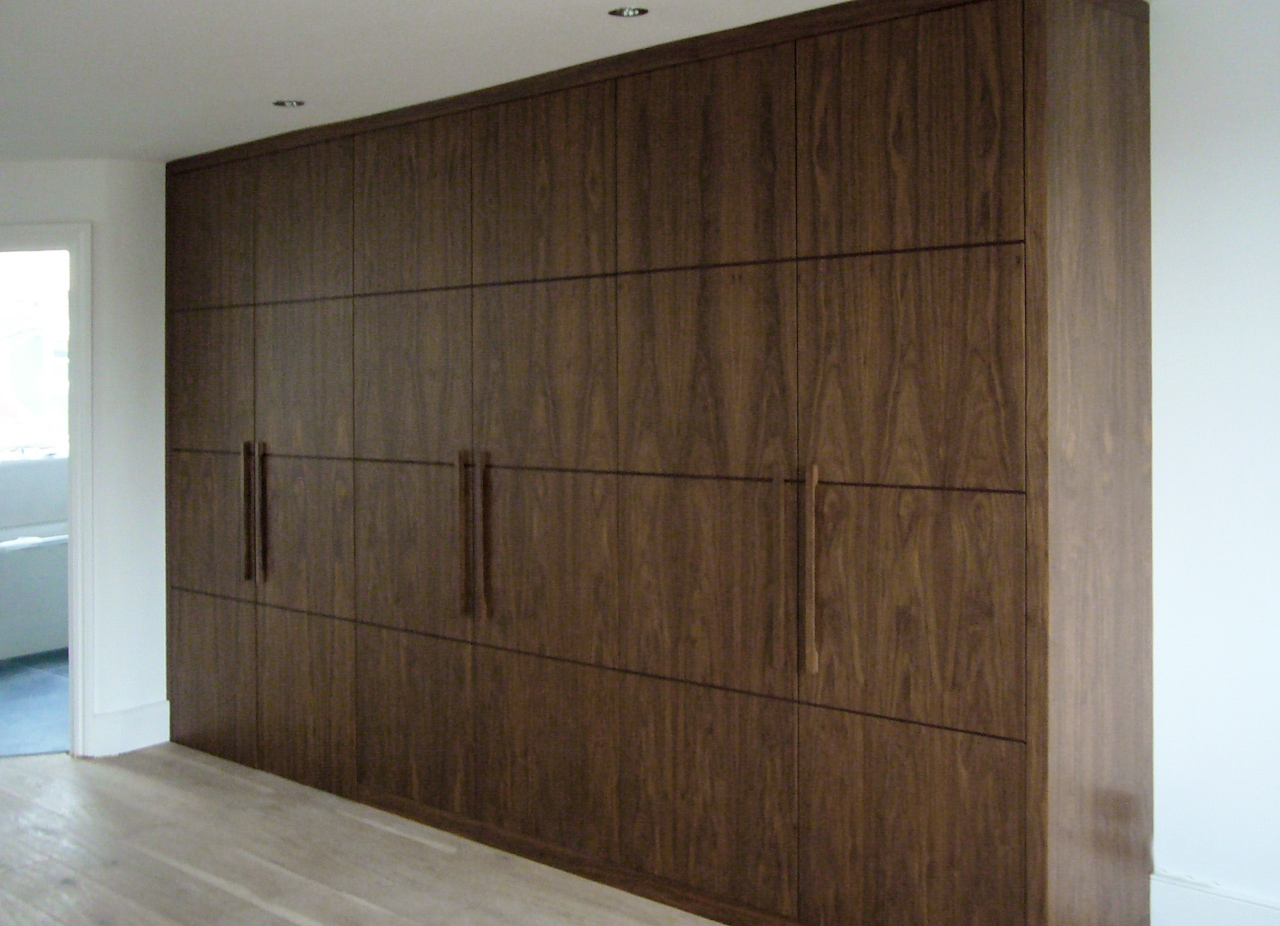 Proline Throughout Solid Dark Wood Wardrobes (View 9 of 15)