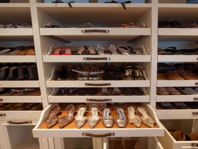 Pull Out Drawer Shoe Storage Ideas Ikea My Dream Closet Intended For Wardrobe Shoe Storages (View 14 of 15)