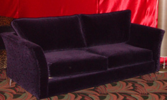 Purple Velvet Couch With Velvet Purple Sofas (#13 of 15)