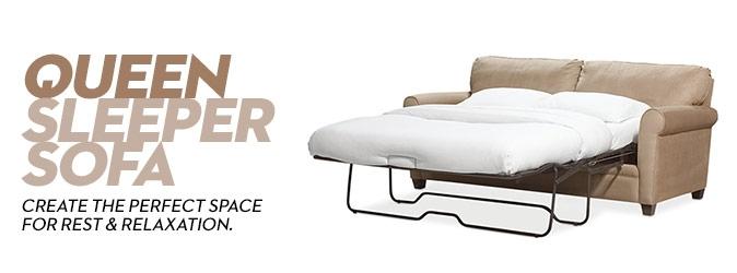 Queen Sleeper Sofa Macys For Sofa Sleepers Queen Size (#12 of 15)