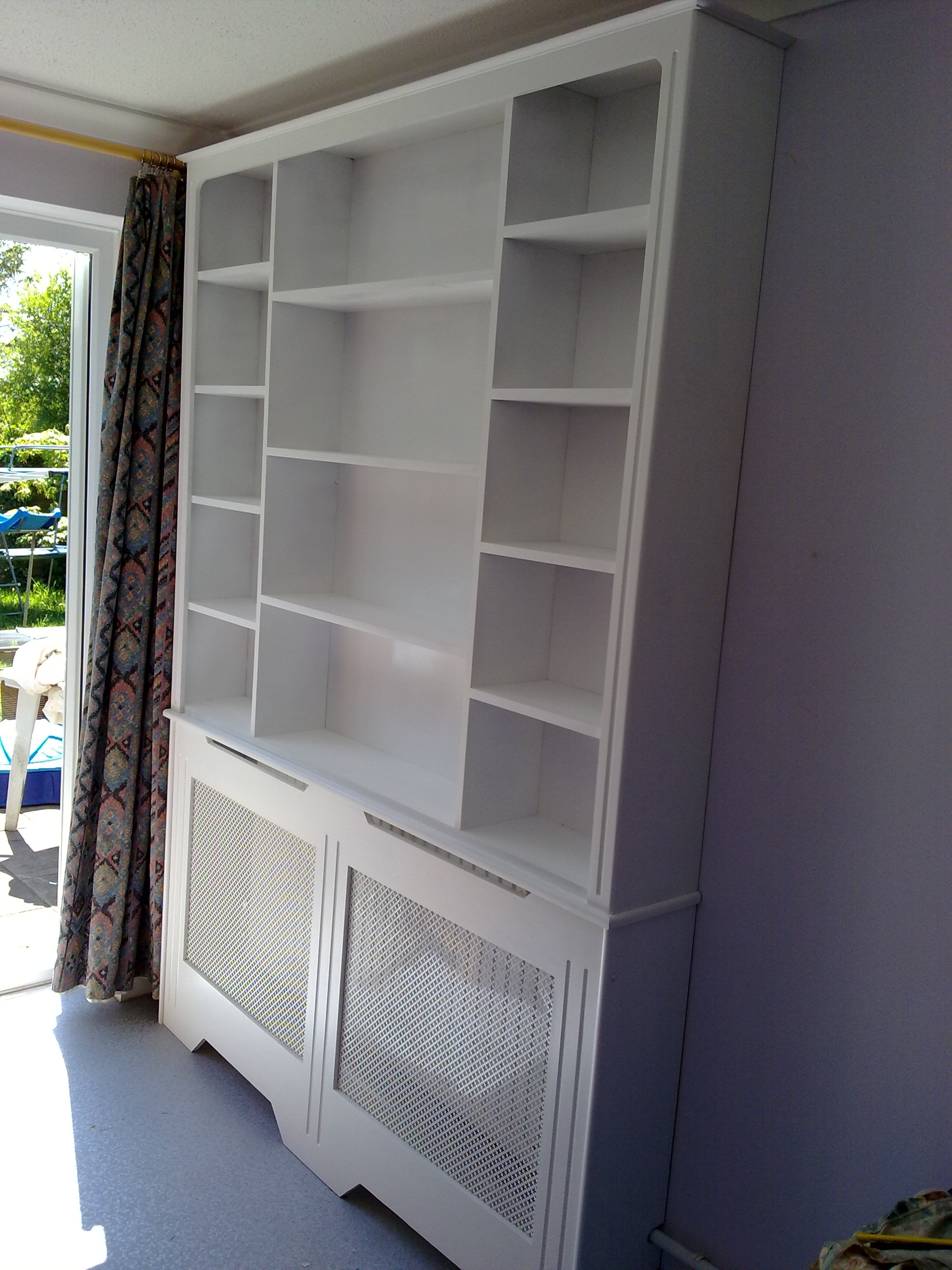 Radiator Bookcase Cabinets Amazing Bookcases In Radiator Covers And Bookcases (#11 of 15)