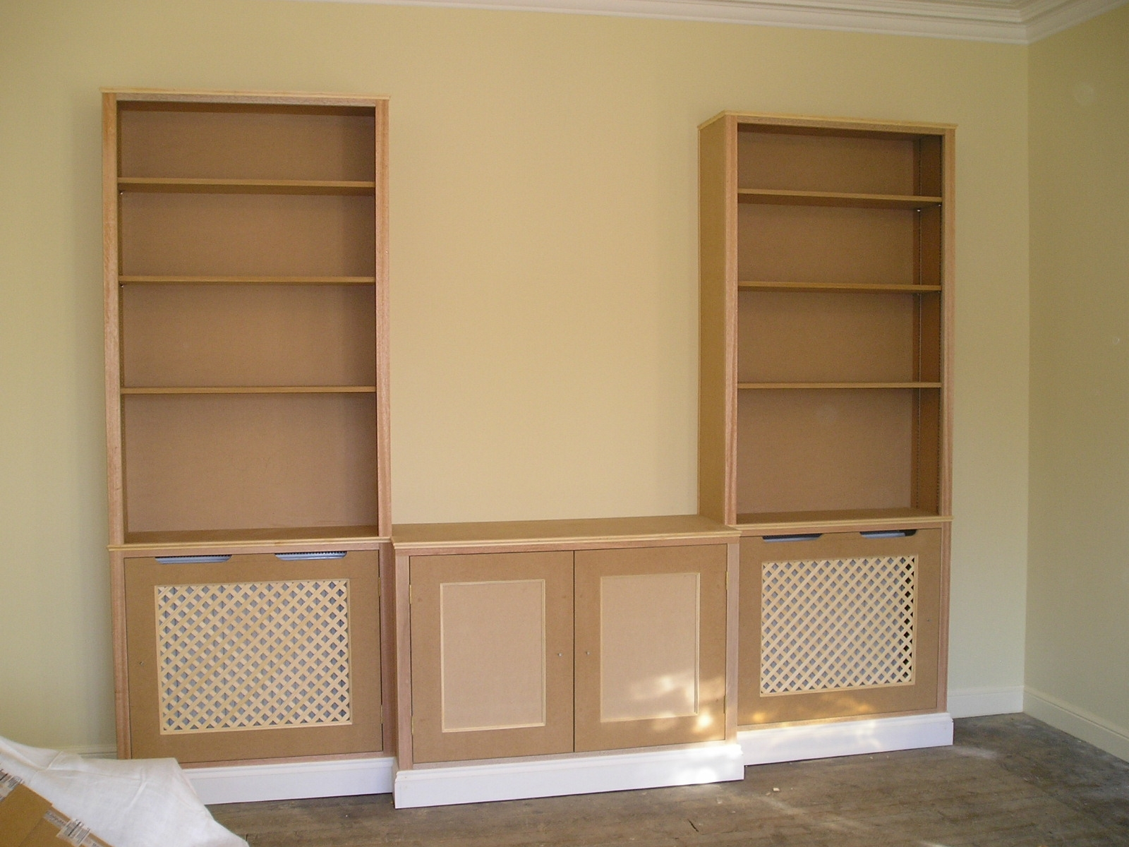 Radiator Covers Holloway Joinery In Radiator Covers And Bookcases (Image 10 of 15)