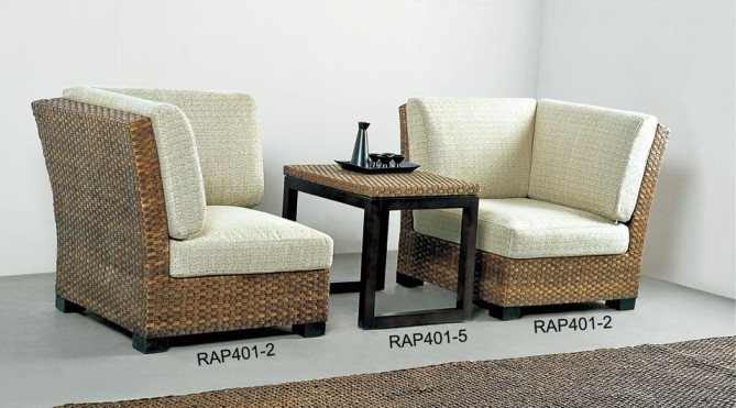 Rattan Furniture Modern Sofa Manufacturersrattan Furniture Modern Pertaining To Modern Rattan Sofas (#11 of 15)