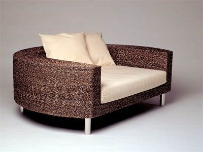 Rattan Modern Moco Loco Throughout Modern Rattan Sofas (#12 of 15)