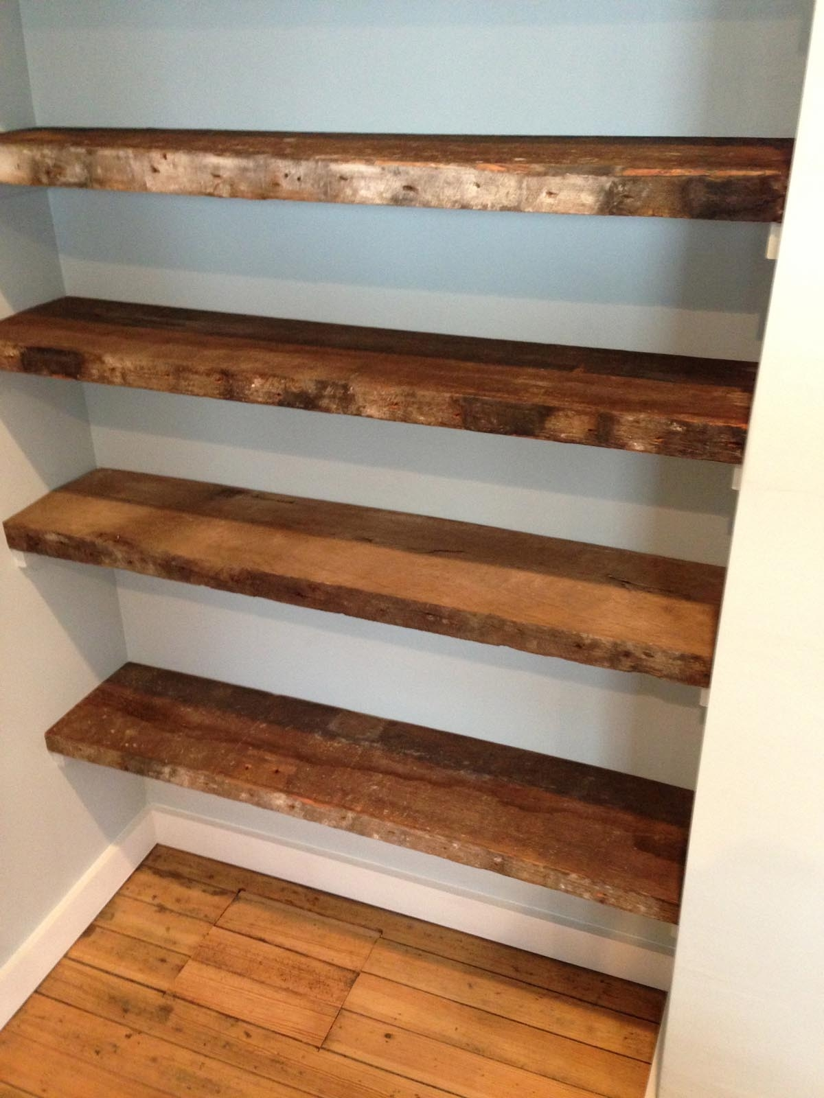 Wood Wall Shelves ~ Best of wood for shelves