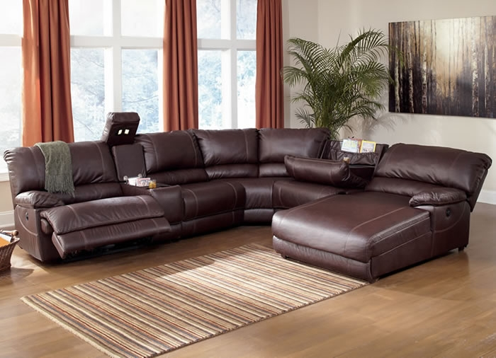 Recliner Sectional Sofa Hereo Sofa Throughout Recliner Sectional Sofas (View 8 of 15)