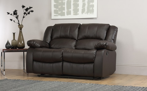 Recliner Sofas Buy Recliner Sofas Online Furniture Choice Regarding 2 Seat Recliner Sofas (View 14 of 15)