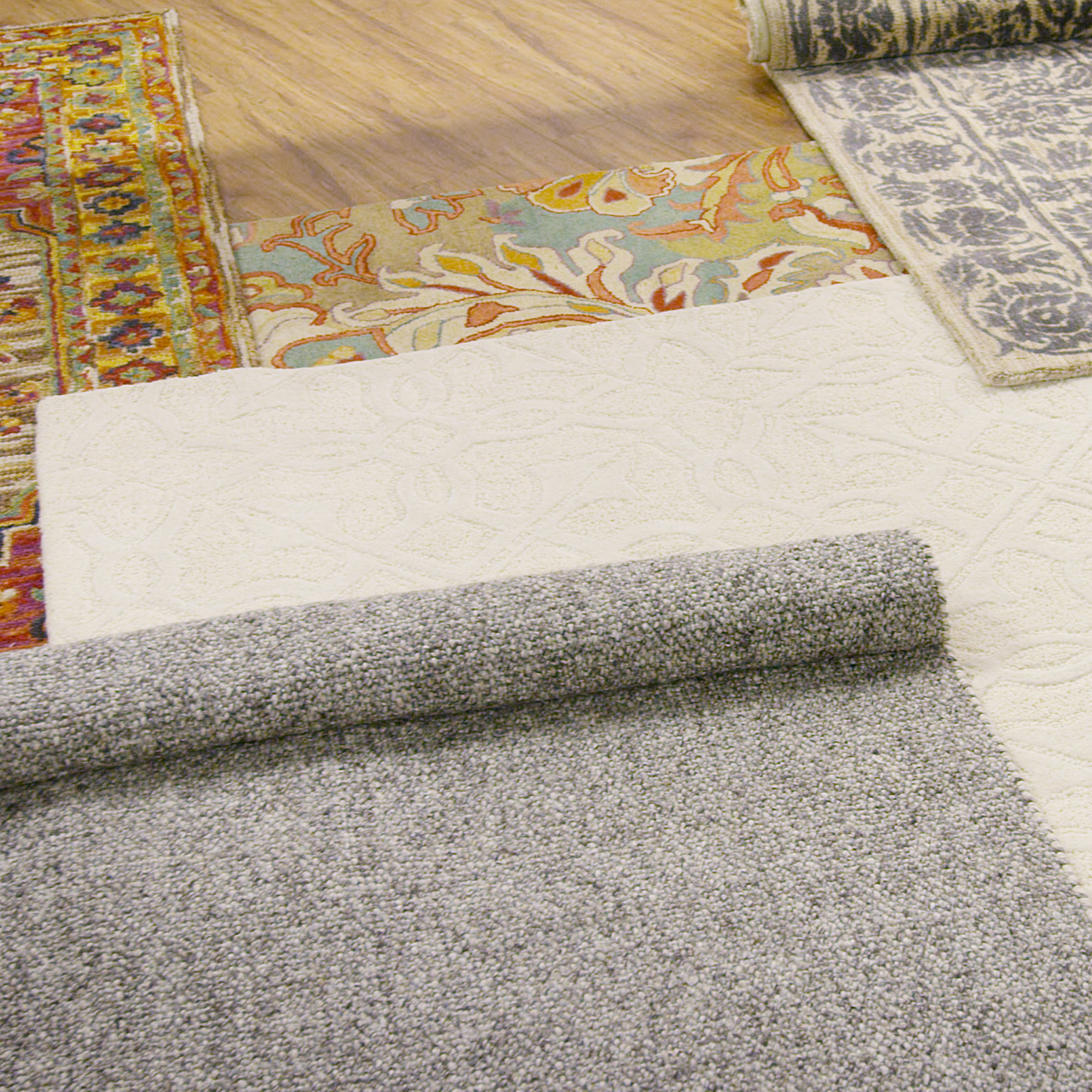 Popular Photo of Flat Weave Wool Area Rugs