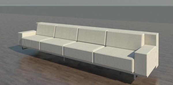 Revitcity Object Large 4 Seater Sofa Throughout Large 4 Seater Sofas (View 13 of 15)