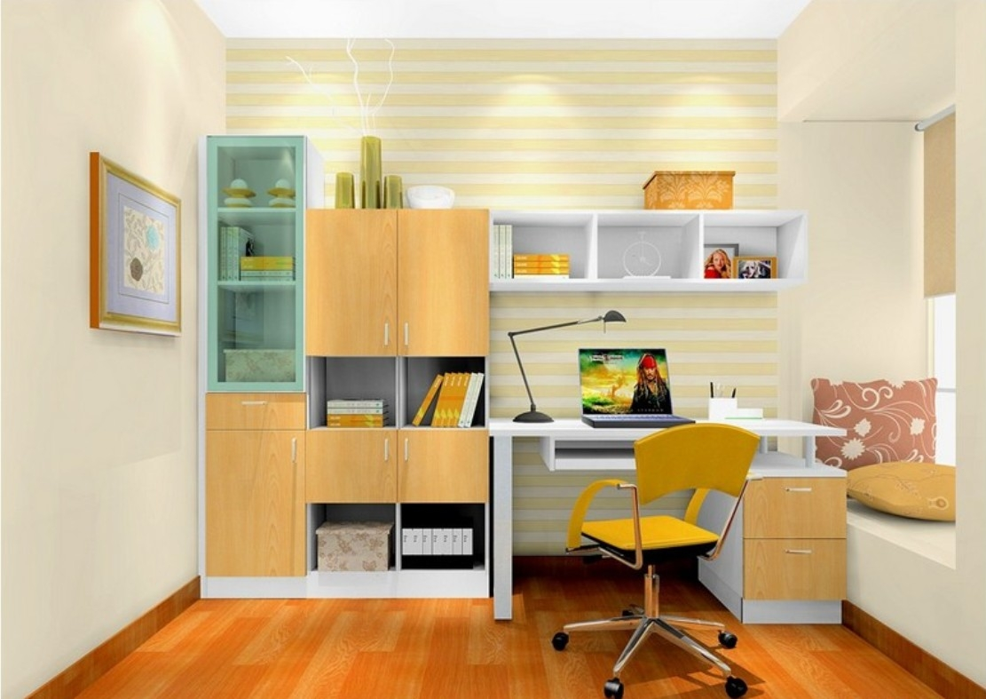 Room Study For Kids Interior Design Pertaining To Study Room Cupboard Design (View 6 of 15)