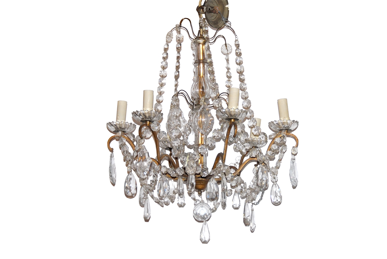 Rooms We Love Le Barn Antiques Stamford Ct Intended For Vintage French Chandeliers (#12 of 12)