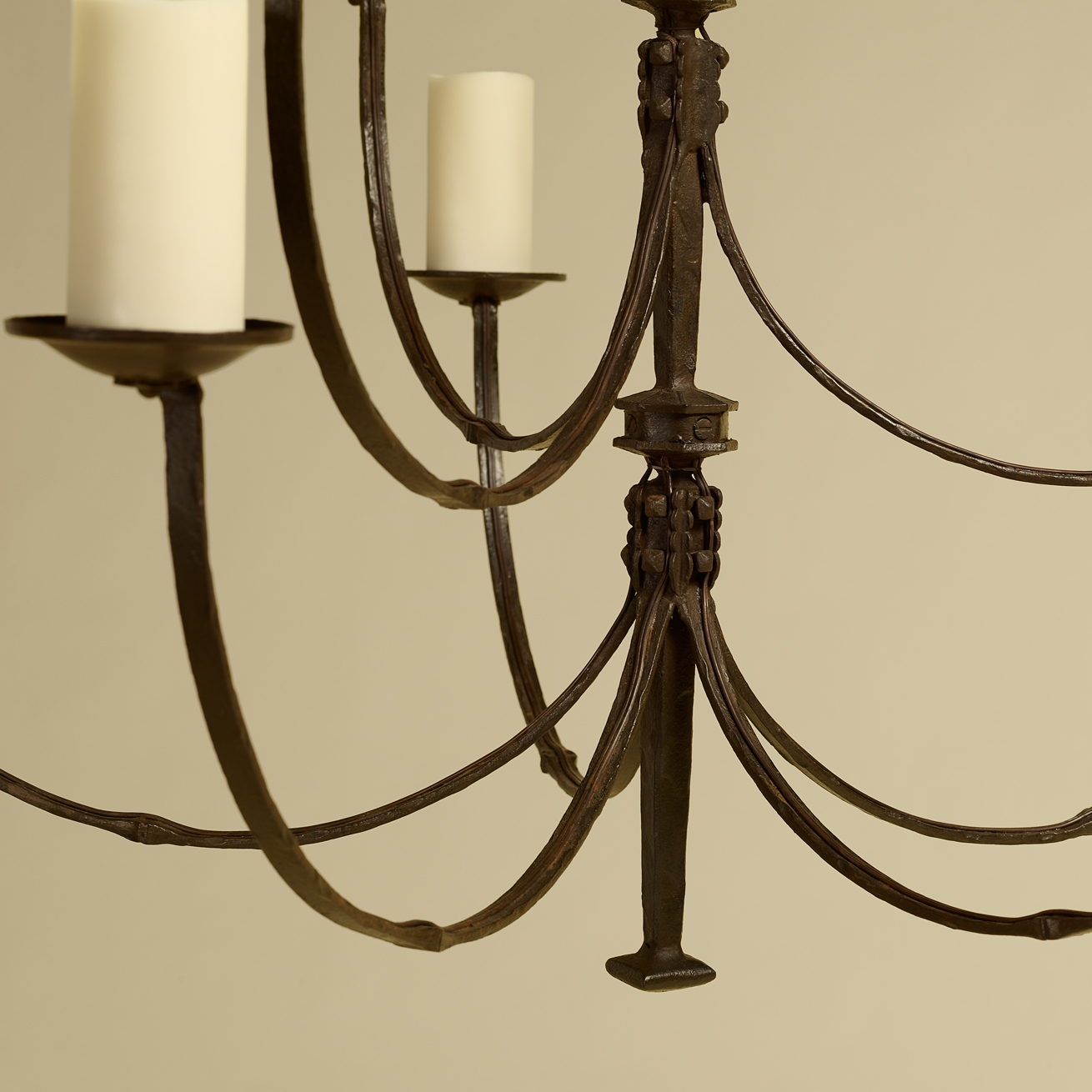 Rose Tarlow With Regard To Iron Chandelier (#8 of 12)