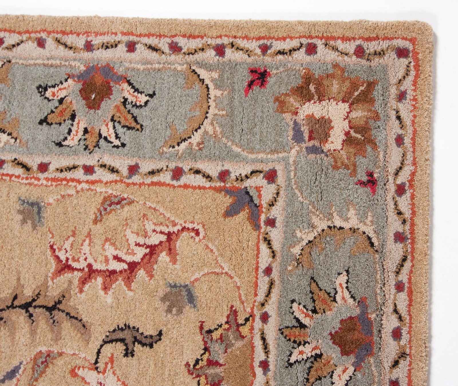 15 Collection Of Blue Wool Area Rugs