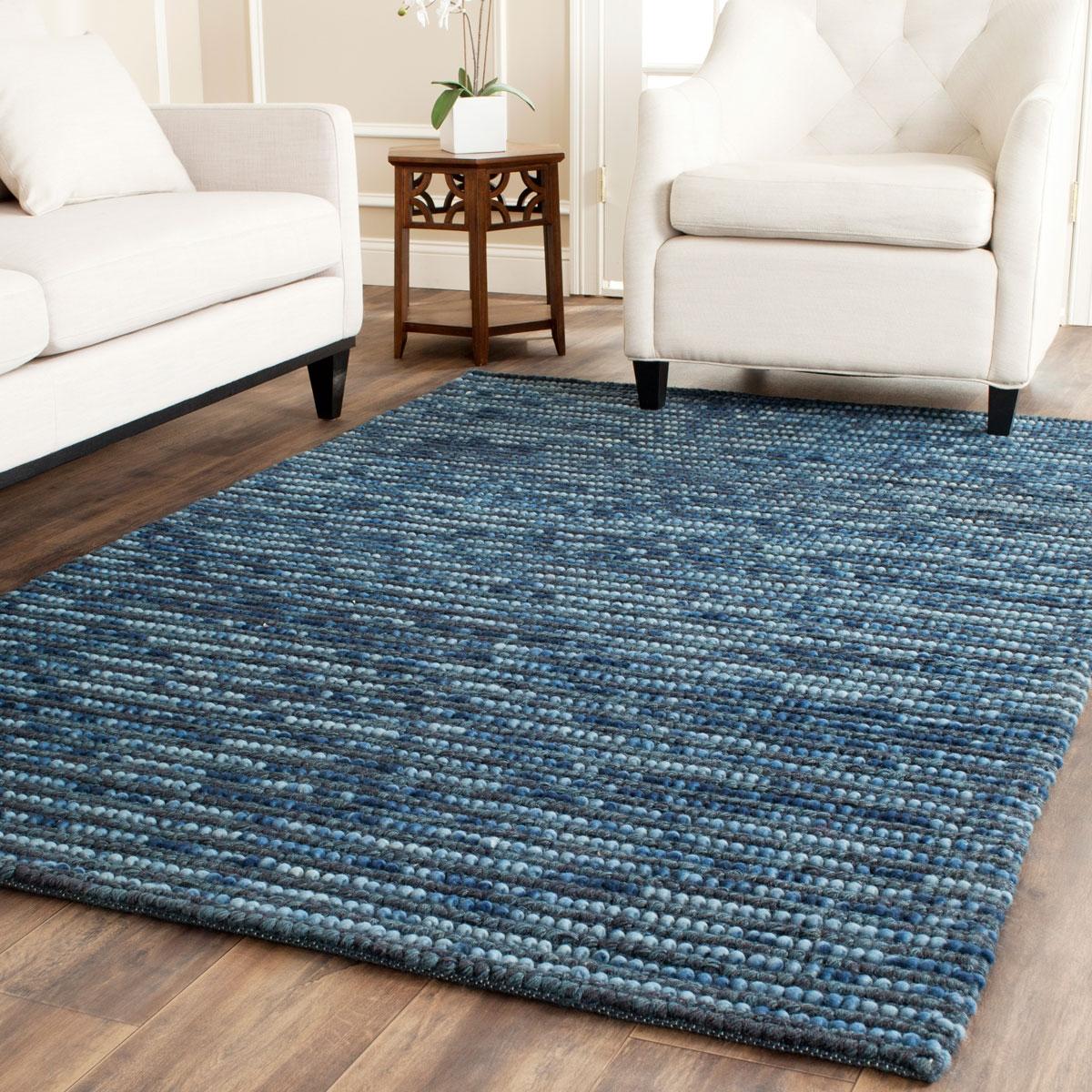 Rug Boh525g Bohemian Area Rugs Safavieh For Wool Jute Area Rugs (#7 of 15)