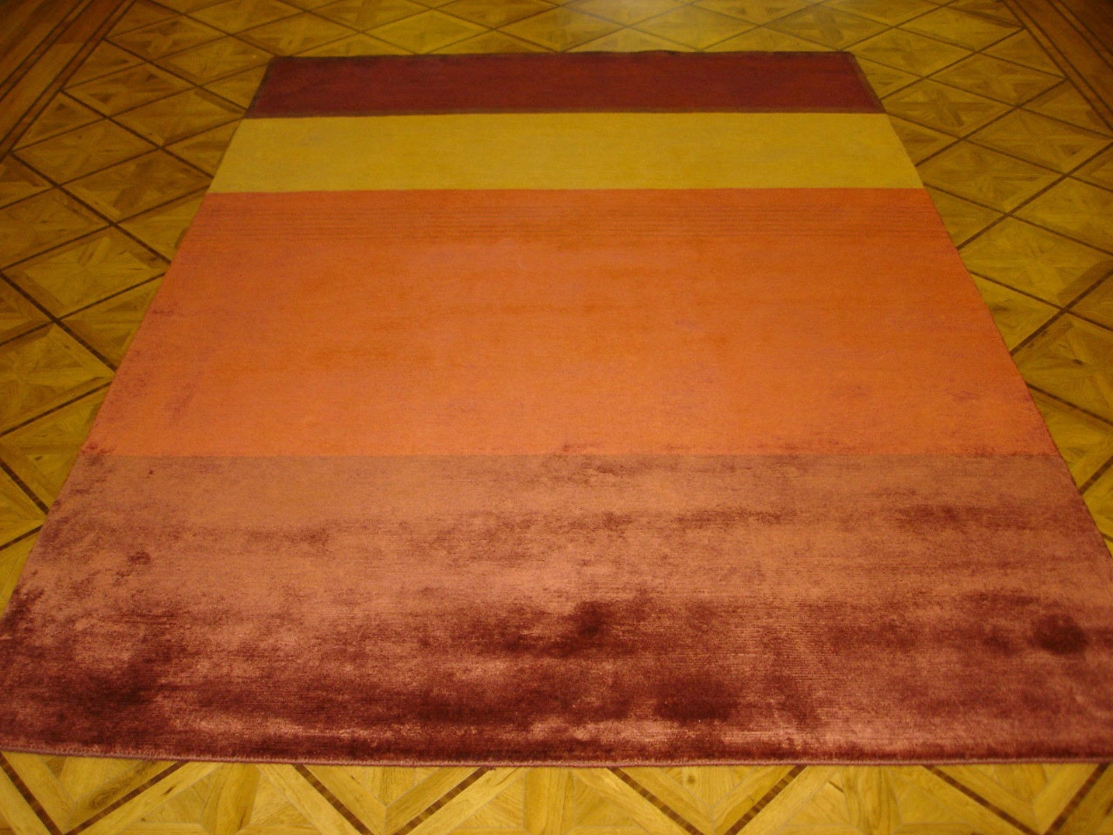 Rug Contemporary Wool Rugs Wuqiangco For Modern Wool Area Rugs (#14 of 15)
