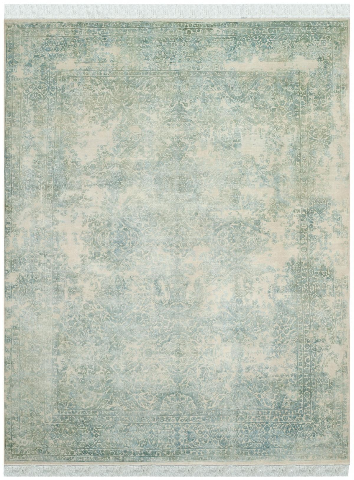 Rug Drm202f Dream Collection Area Rugs Pertaining To Green Wool Area Rugs (#11 of 15)