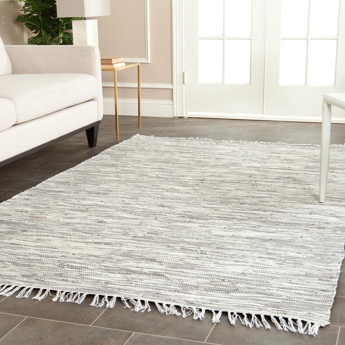 Rug Mtk753a Montauk Area Rugs Safavieh Pertaining To Flat Weave Wool Area Rugs (#13 of 15)