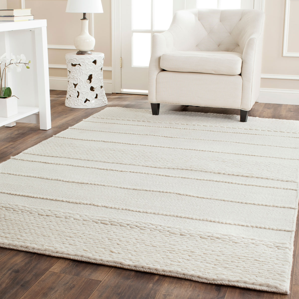Rug Nat215a Natura Area Rugs Safavieh With Regard To 4×6 Wool Area Rugs (#8 of 15)