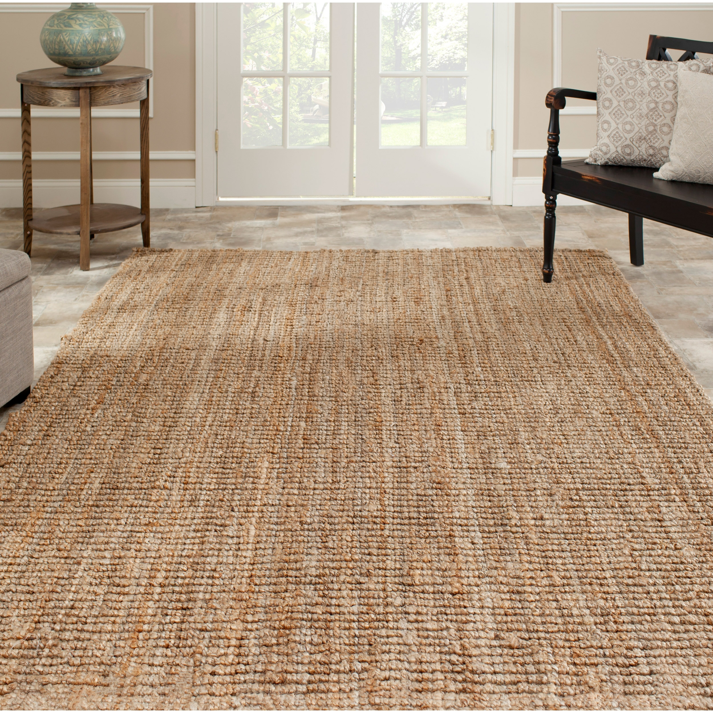 Rugs Cheap Area Rugs 8×10 Under 100 8×10 Area Rug 8×10 Wool Rugs Within Natural Wool Area Rugs (#8 of 15)