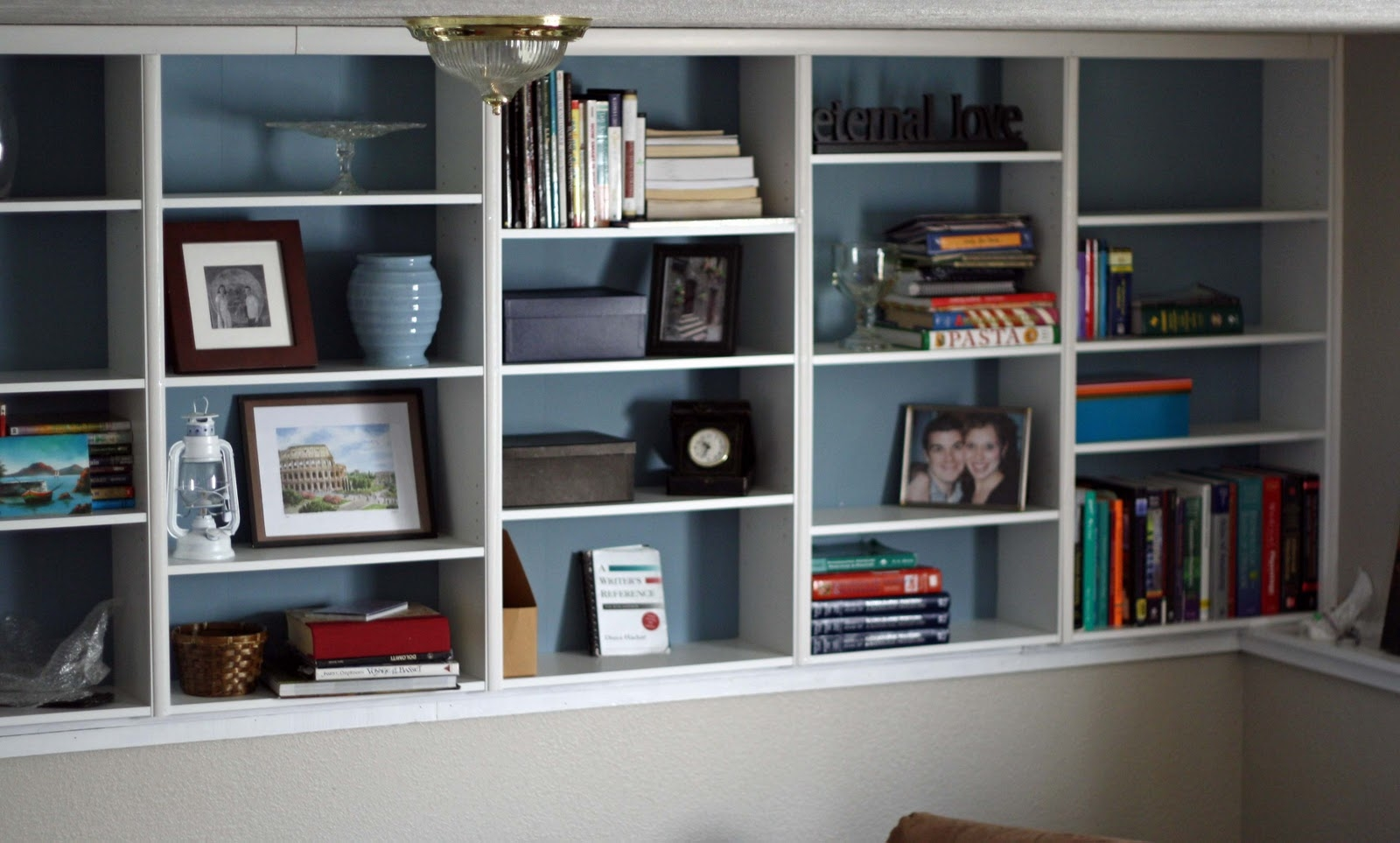 Popular Photo of Whole Wall Shelves