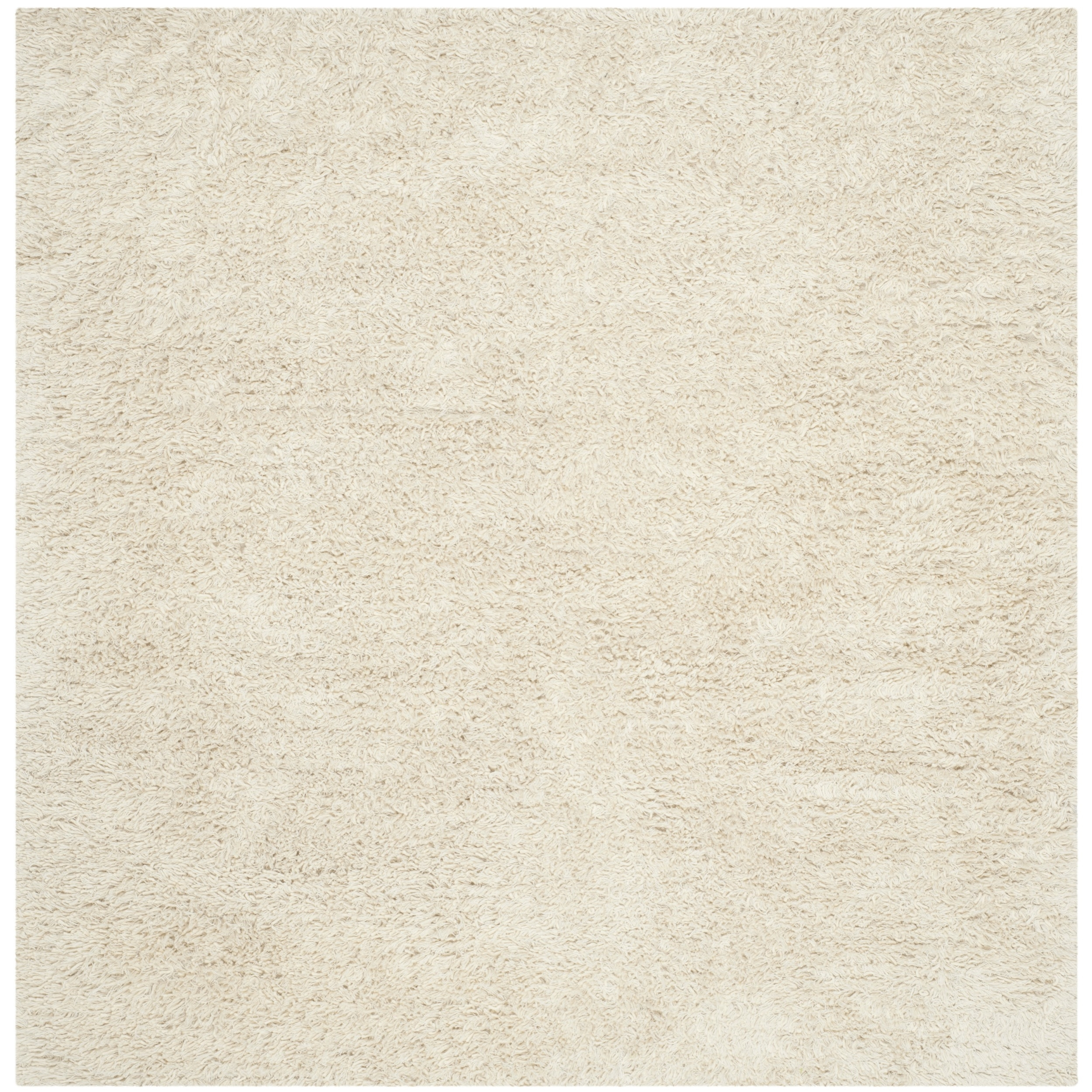 Safavieh Hand Tufted Ivory Plush Shag Wool Area Rugs Sg731a Ebay Regarding Hand Tufted Wool Area Rugs (#11 of 15)