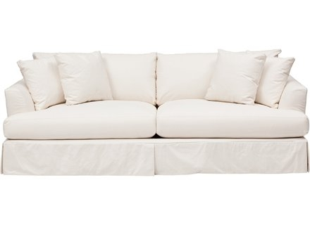 Sectional Sofas White Fabric Sofa Avworld In White Fabric Sofas (#12 of 15)