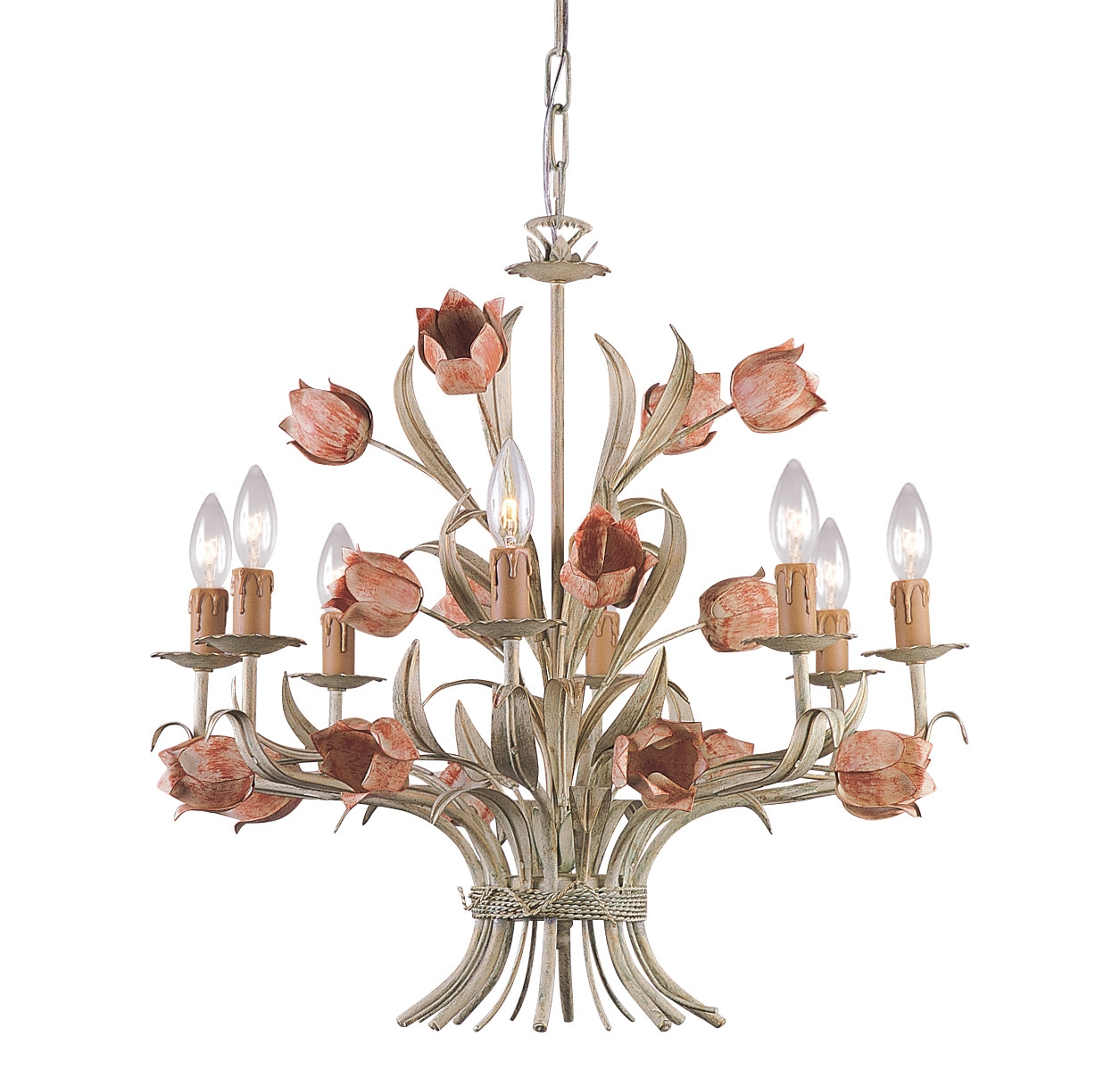 Shab Chic Dining Room Lighting Reviewsratingsprices In Shabby Chic Chandeliers (#10 of 12)